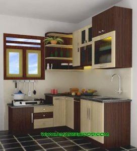 Kitchen Set Minimalis Bagus Kuat