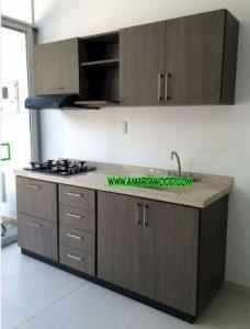 Kitchen Set Minimalis Desain Baru Mewah