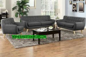 Sofa Minimalis Rangka Kayu Murah
