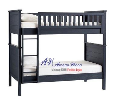 Tempat Tidur Anak Tingkat Minimalis Baru