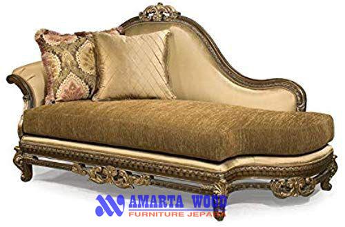 Sofa Ukir Jepara Mewah Kayu Baru