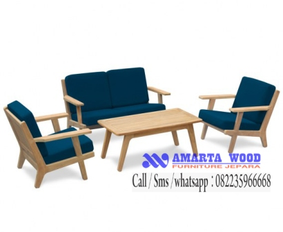 Sofa Kursi Tamu Set Meja Minimalis Elegant