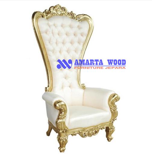 Sofa Kursi Santai Minimalis Ukir Murah